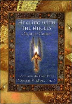 healing with the angels cards amazon