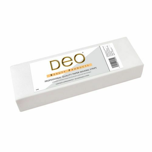 Deo Wax Strips - Paper