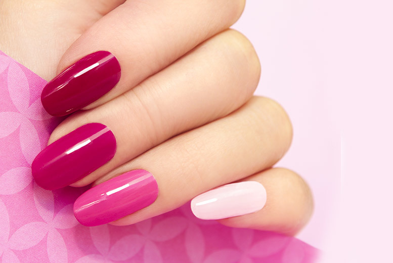 NSI Manicure - ONLINE OFFER