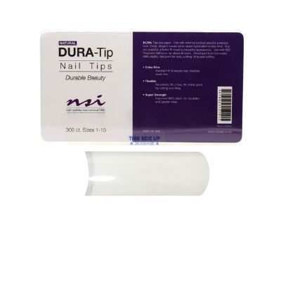 Nsi Dura Tips  - Natural (Box 300) FREE DELIVERY