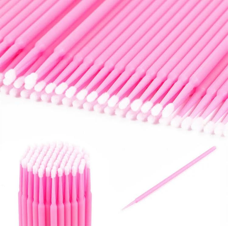 Micro Brushes for Lash Extensions (50)