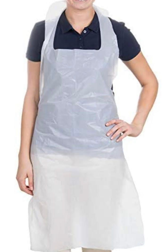 Plastic Aprons (Pack of 20)