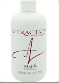 Nsi Attraction Nail Liquid 240ML