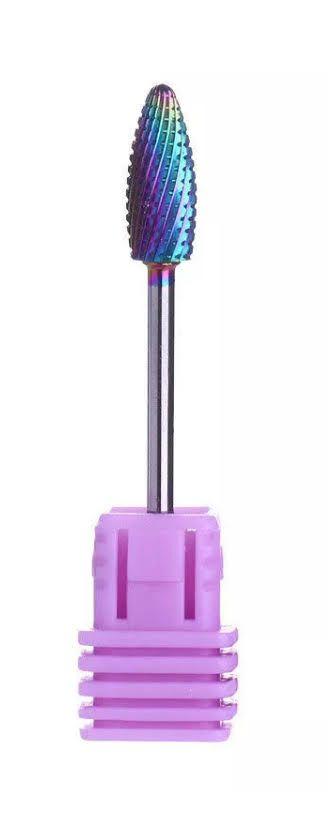 Rainbow Dome Drill Bit