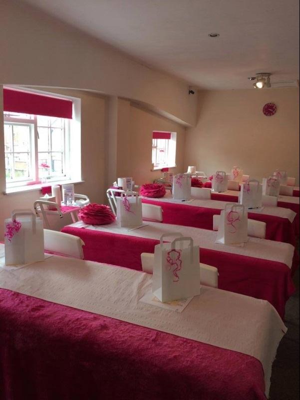 Beauty Room example
