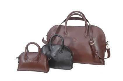 Amano leather bags