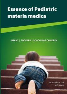 Jain' s - Essence Of Pediatric Materia Medica