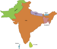 Vision for India, Pakistan, Bangladesh and Sri Lanka and other South Asian countries