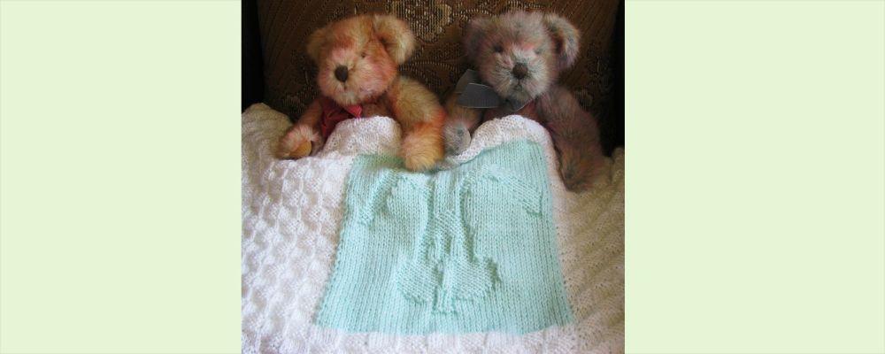 Homepage  Bunny Blanket