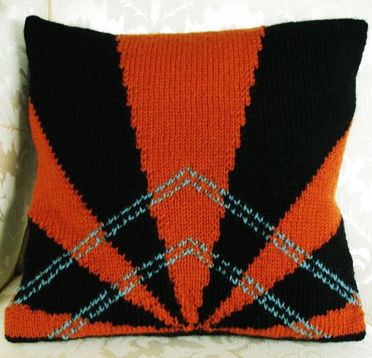Pattern Collection - Art Deco Cushion Cover - Sunburst