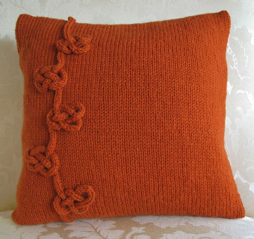 Pattern Collection - Celtic Cushion Cover - Celtic Knot (2)