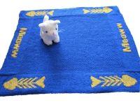 Pet Blanket Pattern - Meoww