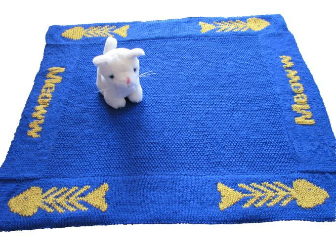 Pattern Collection - Pet Blanket - Meoww