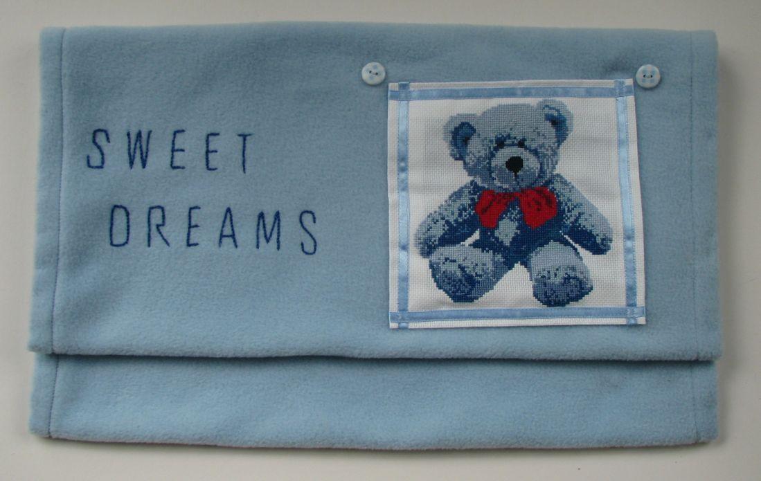 Pattern Collection - Nursery - Teddy Bear Pyjama Case