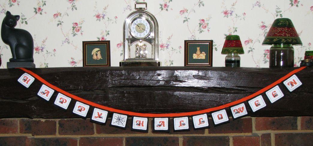 Pattern Collection - Seasonal Halloween - Banner
