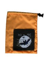 Halloween Pattern - Bat Trick or Treat Bag