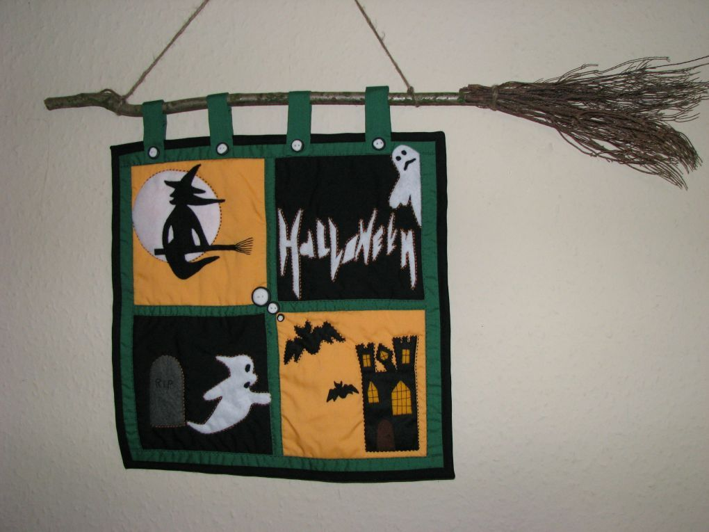Pattern Collection - Seasonal Wall Hanging - Halloween