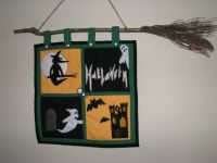Wall Hanging Pattern - Halloween