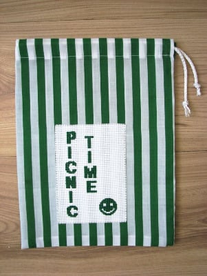 Picnic Time Serviette Bag