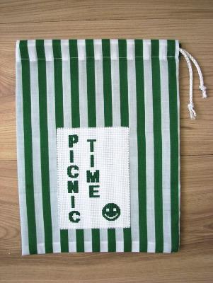 Picnic Time Serviette Bag