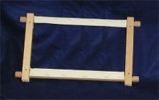 blog hoops & frames roller frame