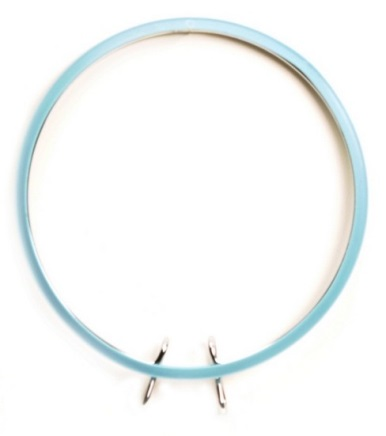 blog hoops & frames spring tension hoop