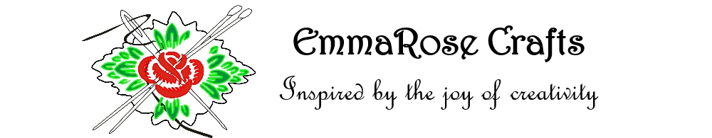 EmmaRose Crafts, site logo.