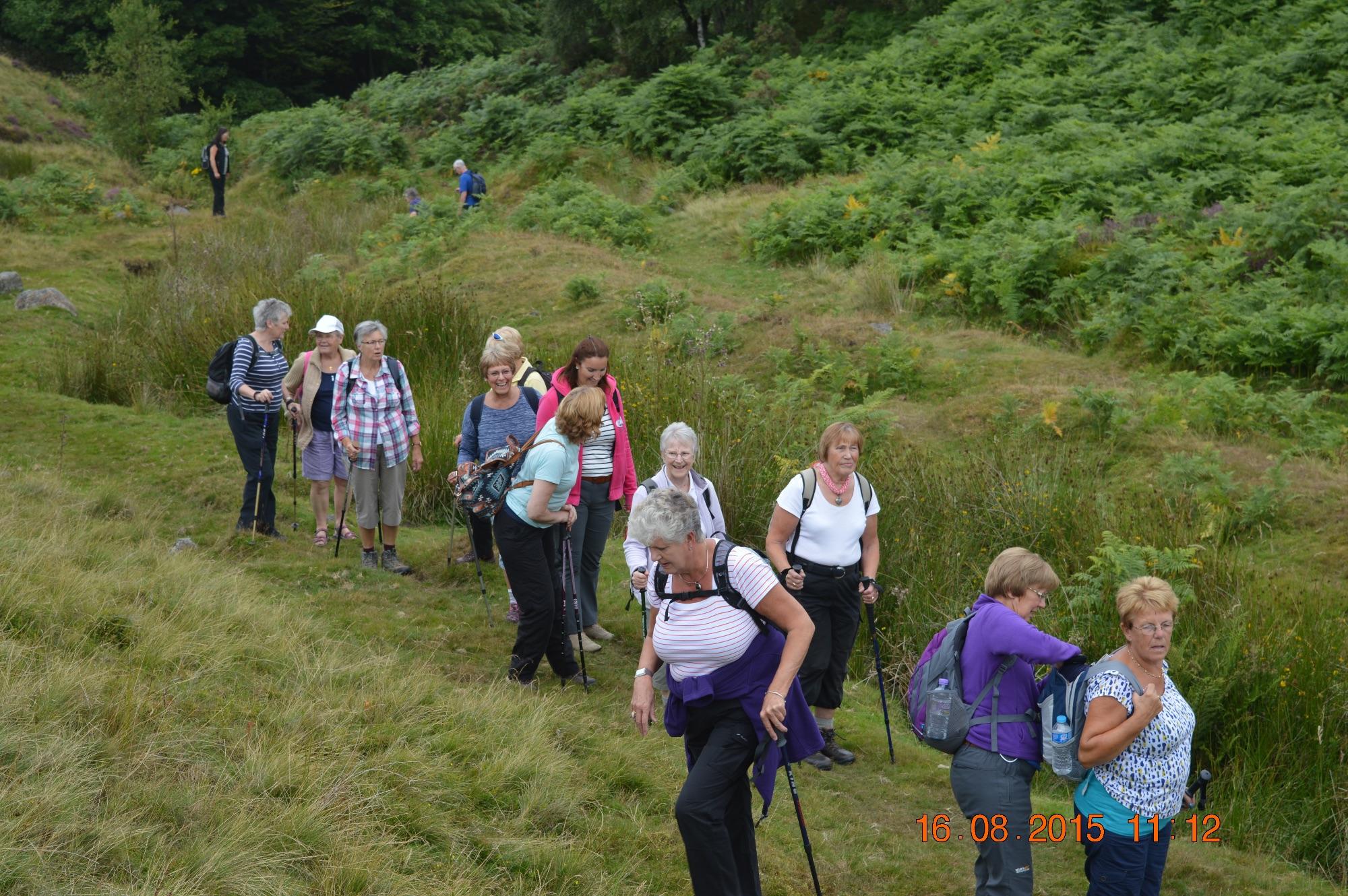 Grindleford walk 2015
