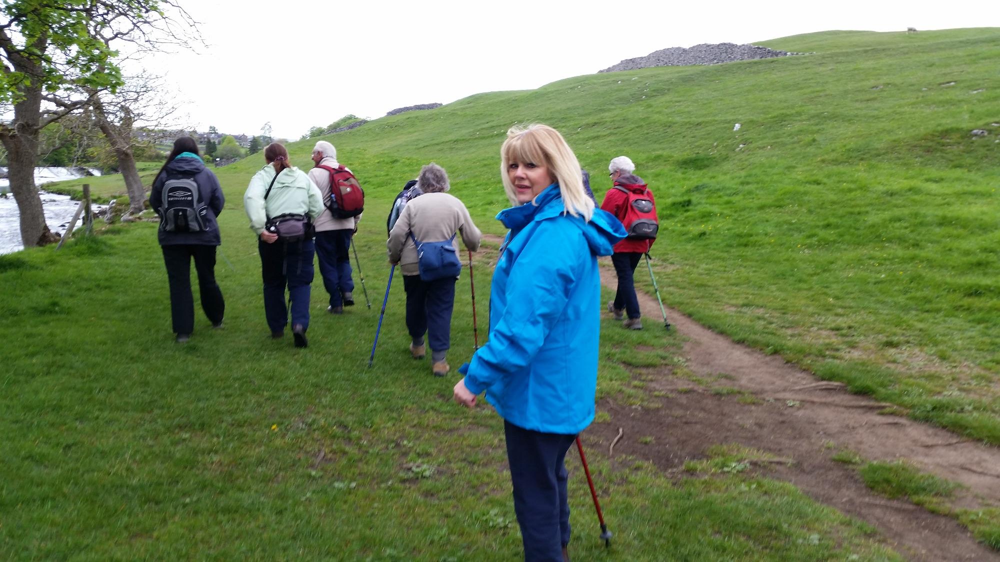 Grassington walk 2015