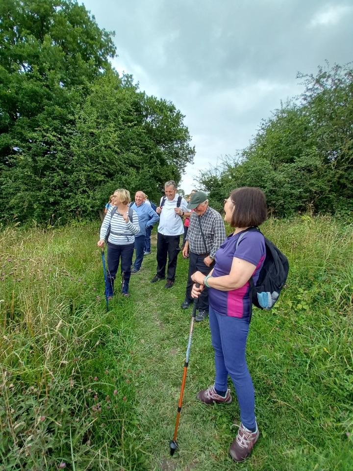 Sinnington walk 2021)