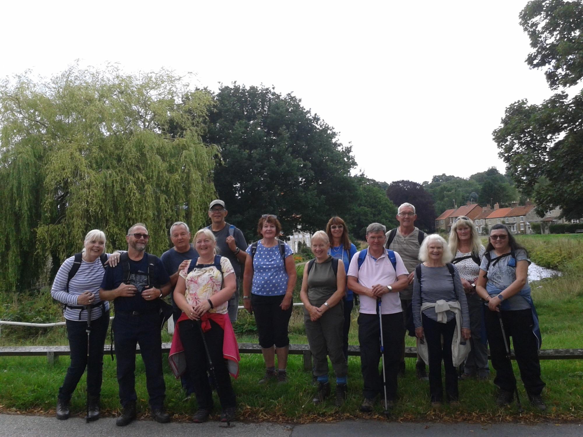 Sinnington walk 2021