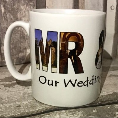 Wedding Day Mug