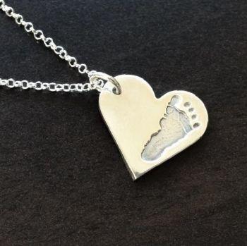 SINGLE PRINT standard size necklace