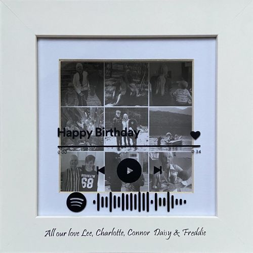 New Product - Music photo frame