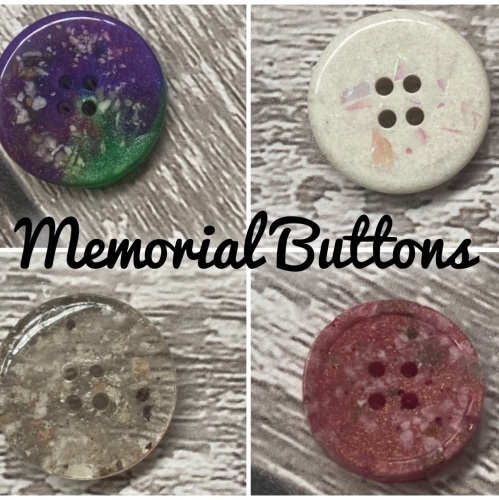 New Product - Ashes Button