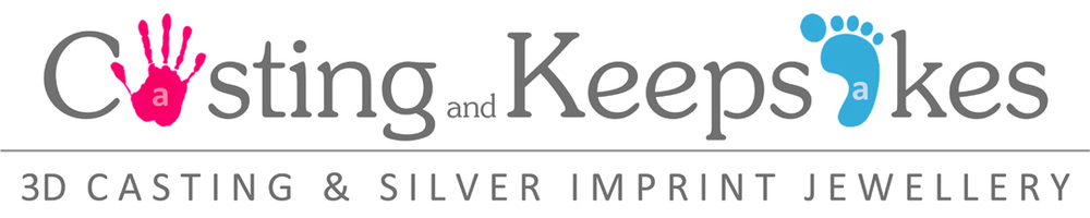 Casting and Keepsakes, site logo.