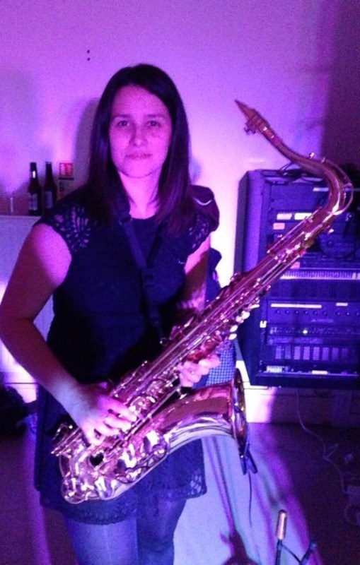 jo saxophonist le freak band