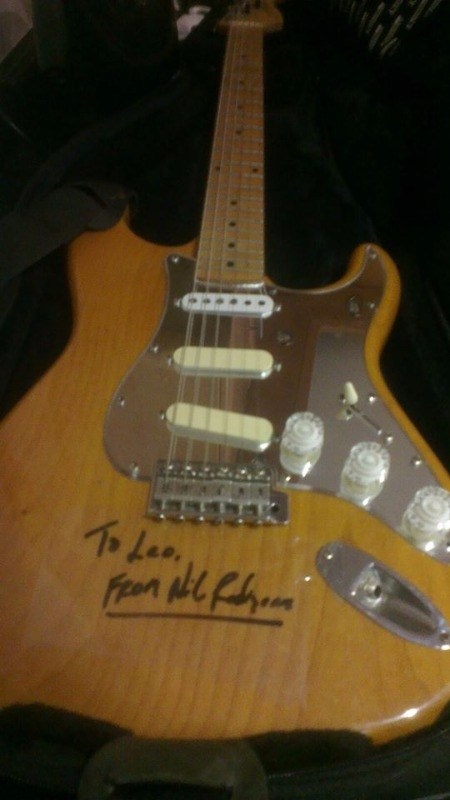 nile rodgers guitar
