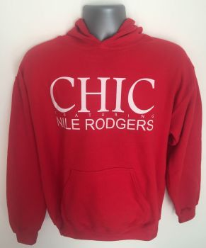 Chic Nile Rodgers hoodie