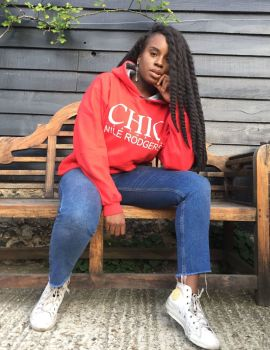 Nile Rodgers CHIC hoodie