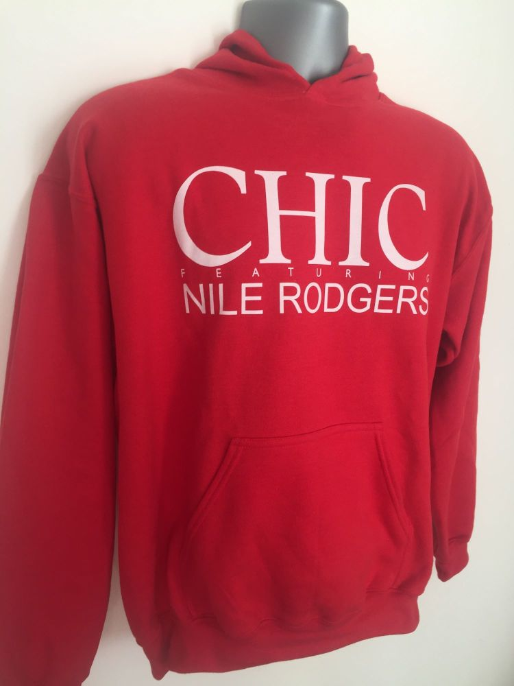 CHIC & Nile Rodgers hoodie