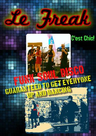 poster_ venues Le Freak