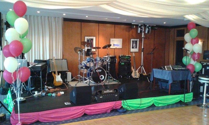 Part Band Hampshire