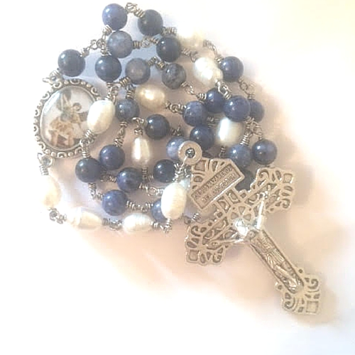 Chaplet of Saint Michael Beads with Faith