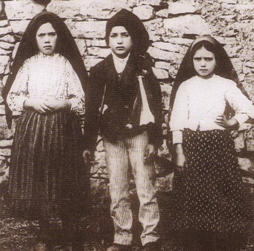Sr Lucia Seer of Fatima