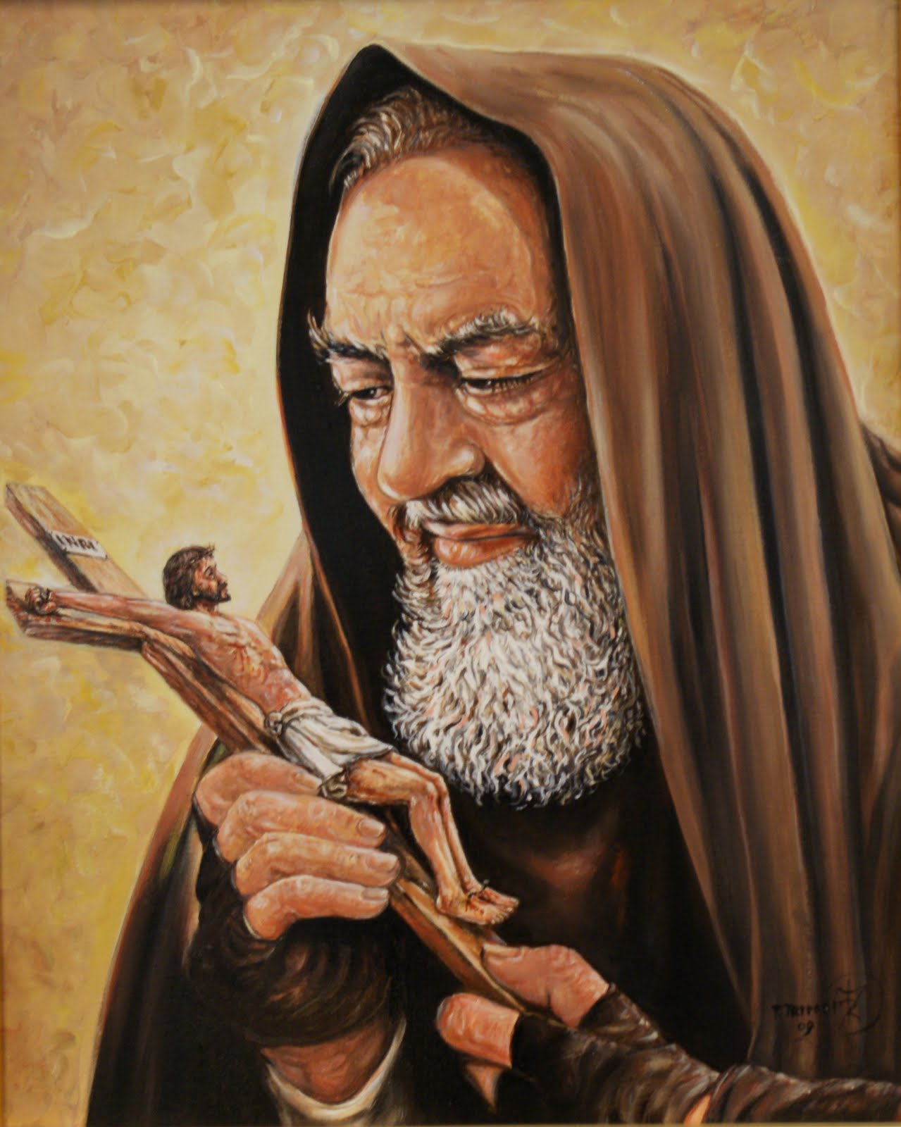 St Pio of Petrelinca on the Rosary