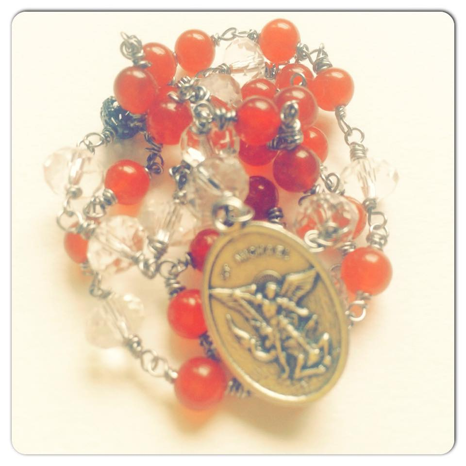 Chaplet of Saint Michael