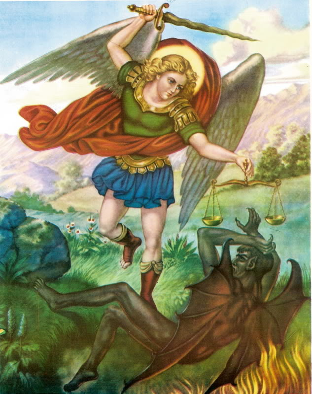 Saint Michael the Archangel Prayers