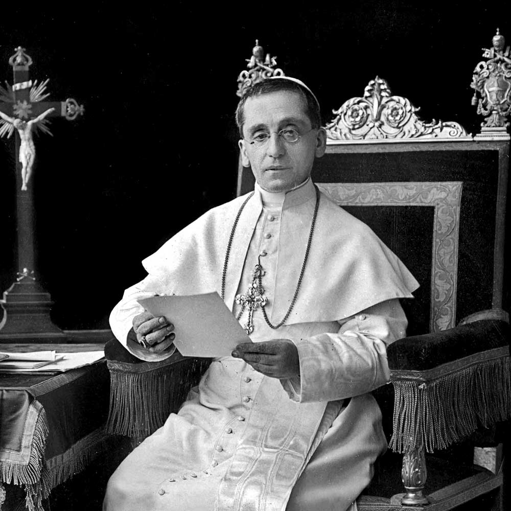 Pope Benedict XV and the Rosary