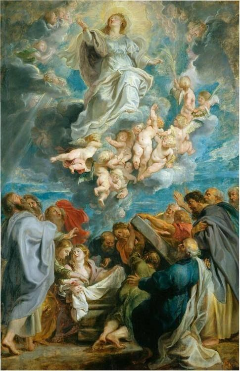 The Assumption of Mary to Heaven